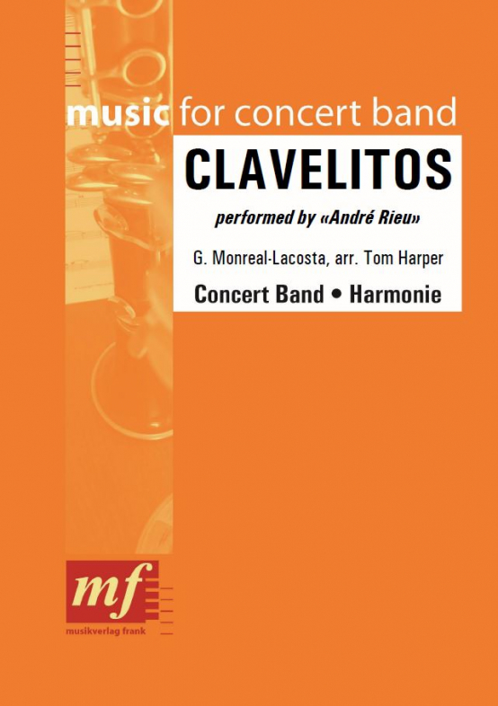 Cover CLAVELITOS