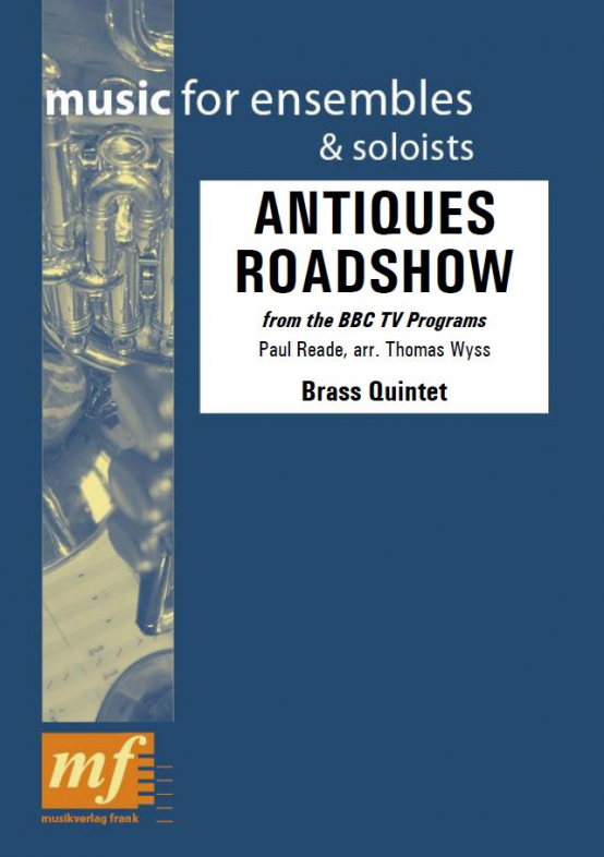 Cover ANTIQUES ROADSHOW