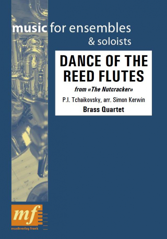 Cover DANCE OF THE REED FLUTES