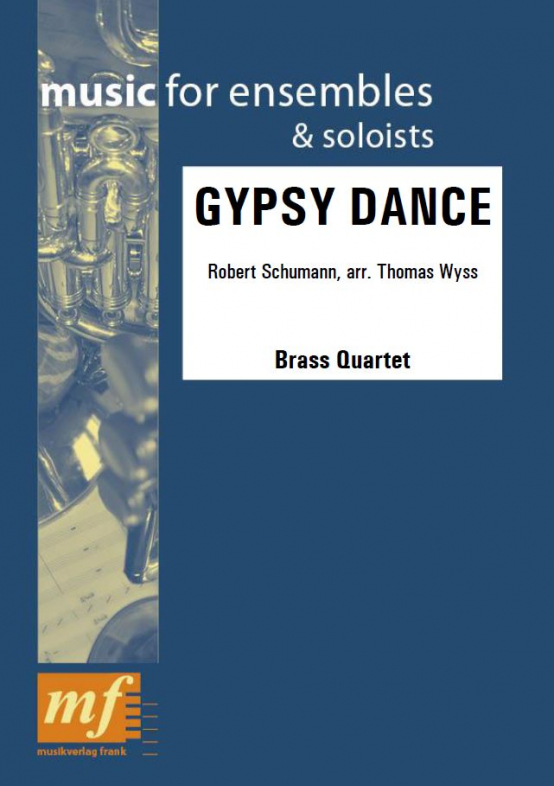 Cover GYPSY DANCE