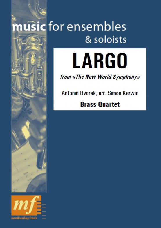 Cover LARGO FROM THE NEW WORLD SYMPHONY