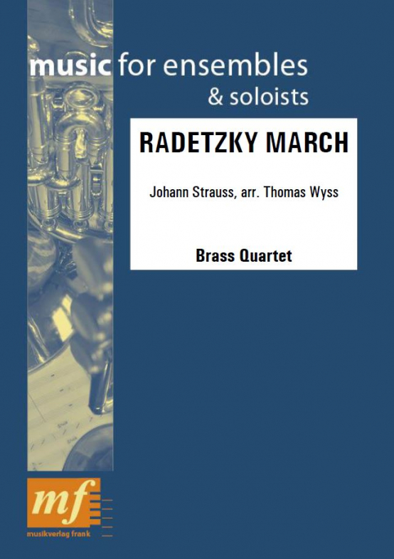 Cover RADETZKY MARCH