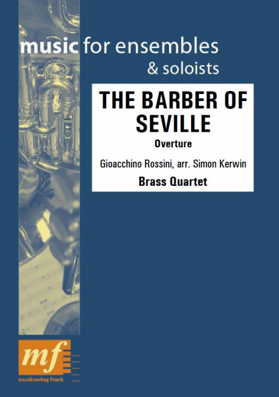 Cover THE BARBER OF SEVILLE