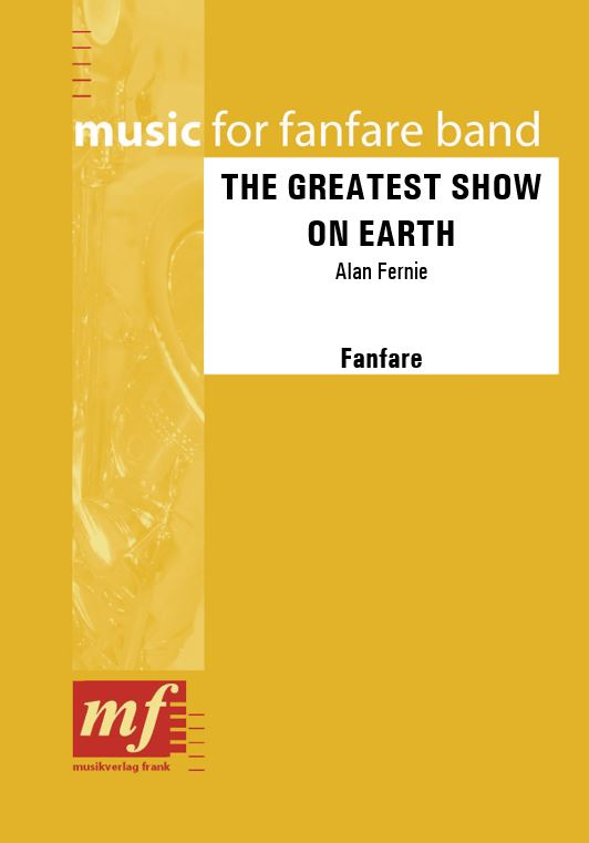Cover THE GREATEST SHOW ON EARTH