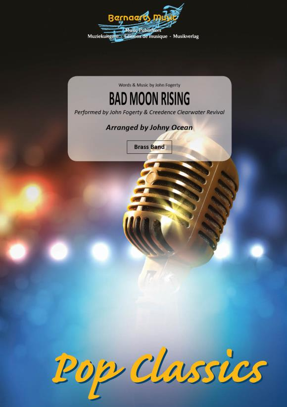 Cover BAD MOON RISING