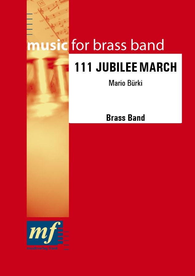 Cover 111 JUBILEE MARCH