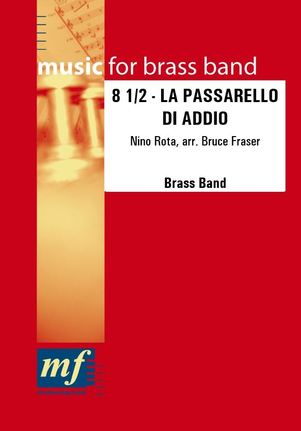 Cover 8 1/2 - LA PASSARELLO DI ADDIO