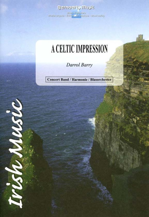 Cover A CELTIC IMPRESSION