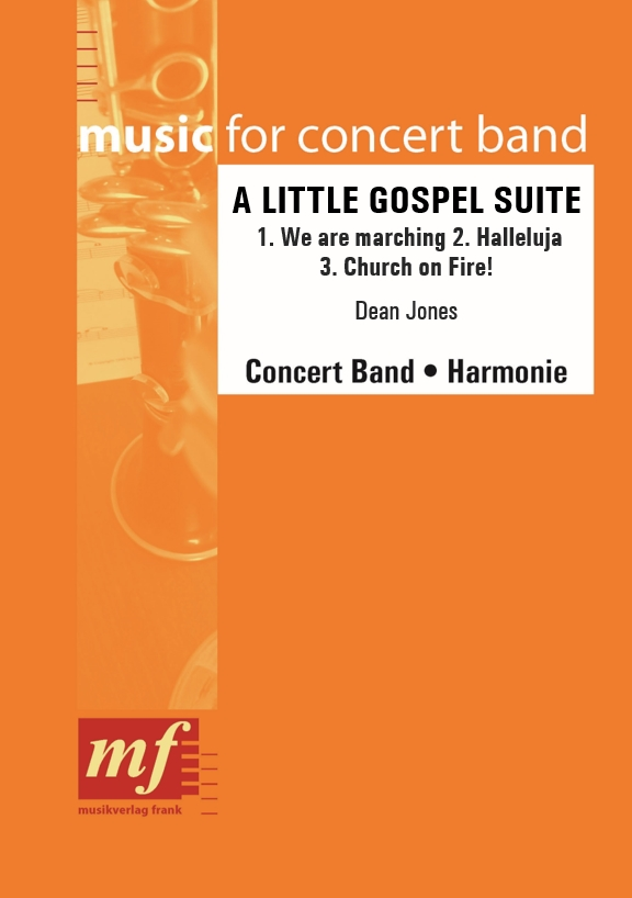 Cover A LITTLE GOSPEL SUITE