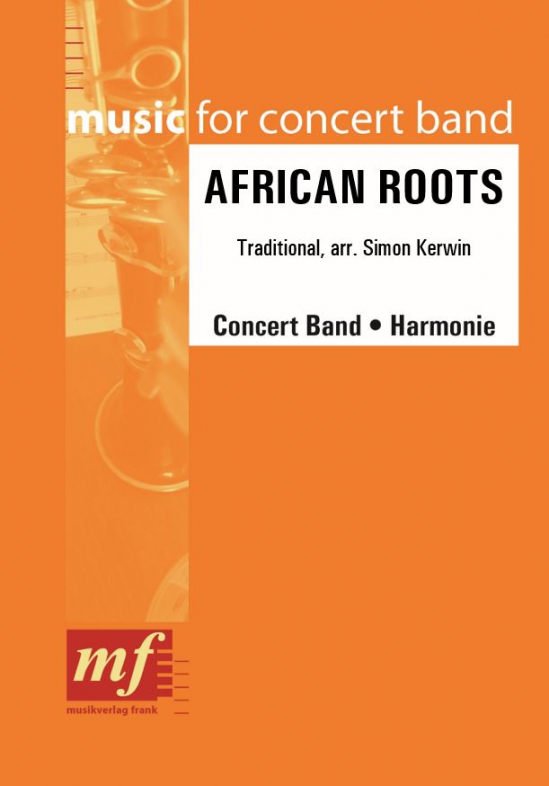 Cover AFRICAN ROOTS
