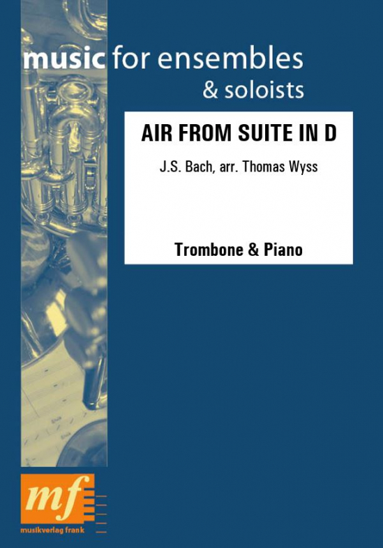 Cover AIR FROM SUITE IN D