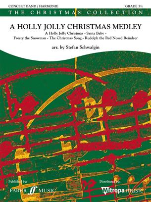Cover A HOLLY JOLLY CHRISTMAS MEDLEY