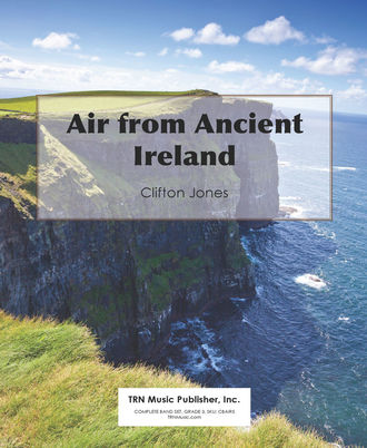 Cover AIR FROM ANCIENT IRELAND