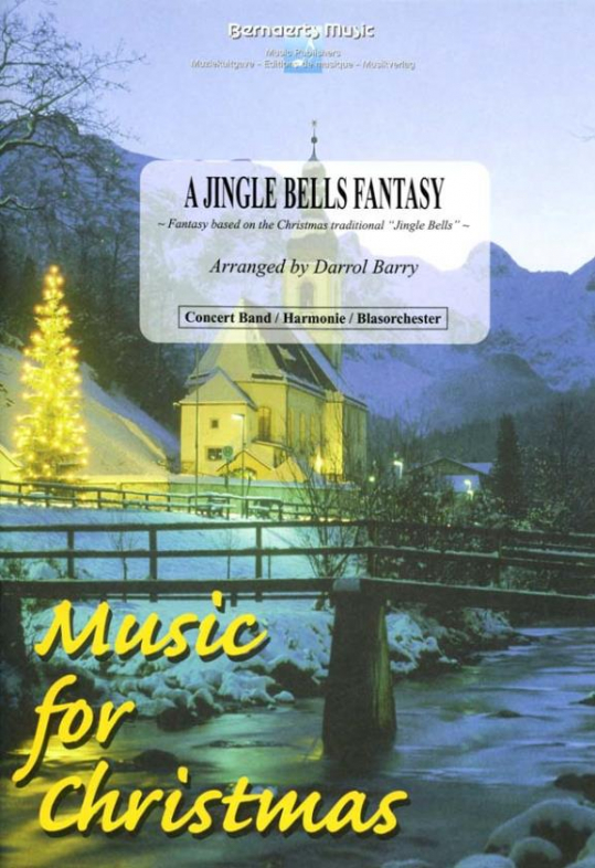 Cover A JINGLE BELLS FANTASY