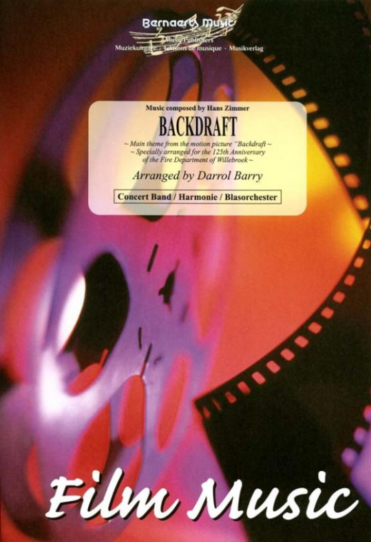 Cover BACKDRAFT