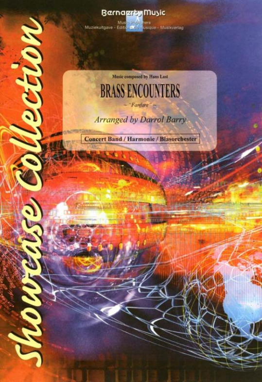 Cover BRASS ENCOUNTERS