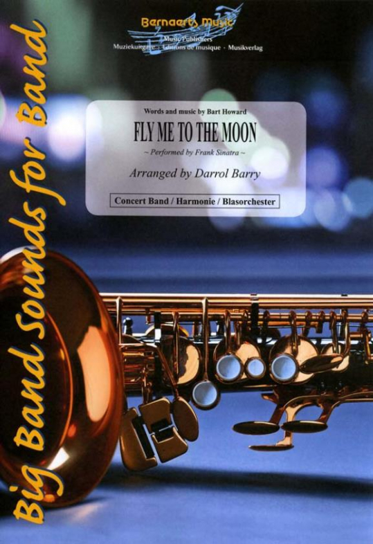 Cover FLY ME TO THE MOON