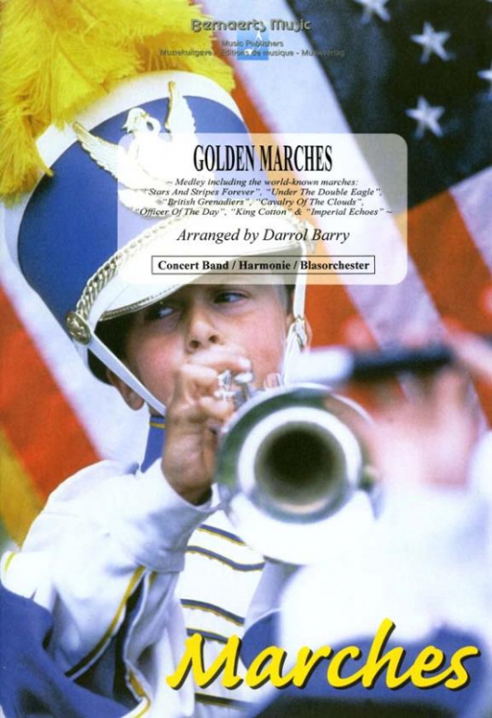 Cover GOLDEN MARCHES