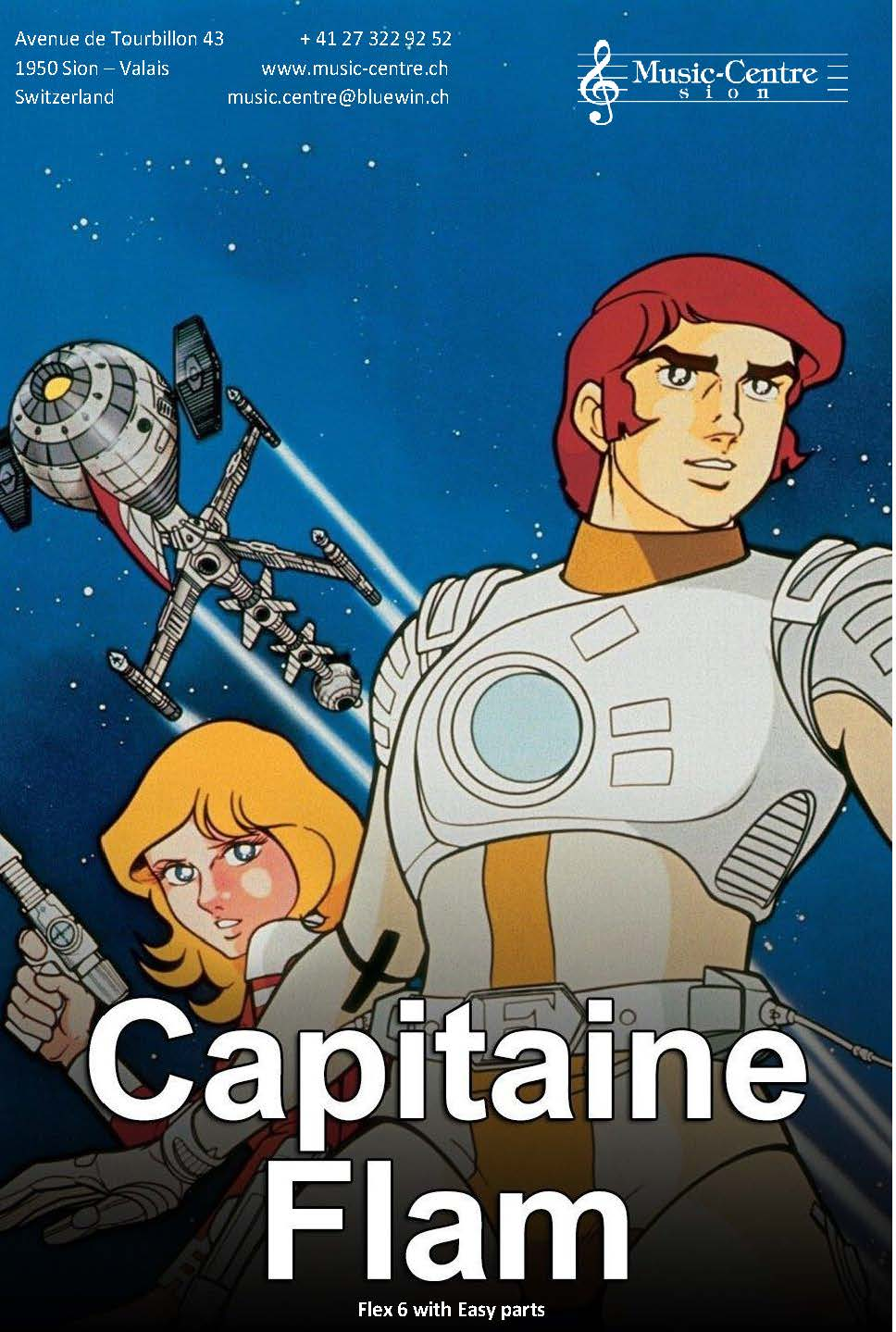 Cover CAPITAINE FLAM