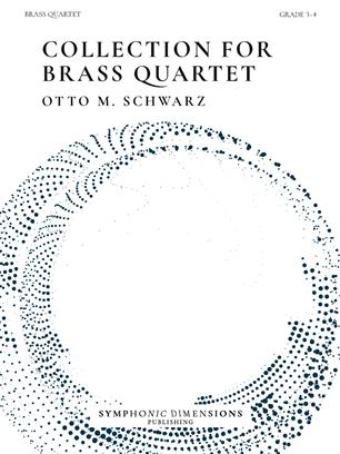 Cover COLLECTION FOR BRASS QUARTET