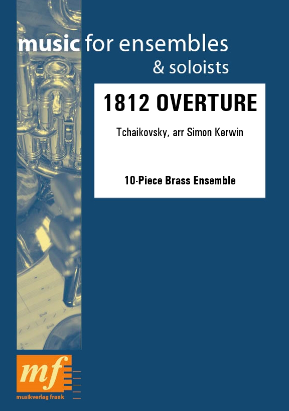 Cover 1812 OVERTURE
