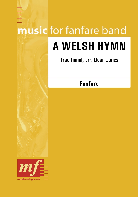 Cover A WELSH HYMN