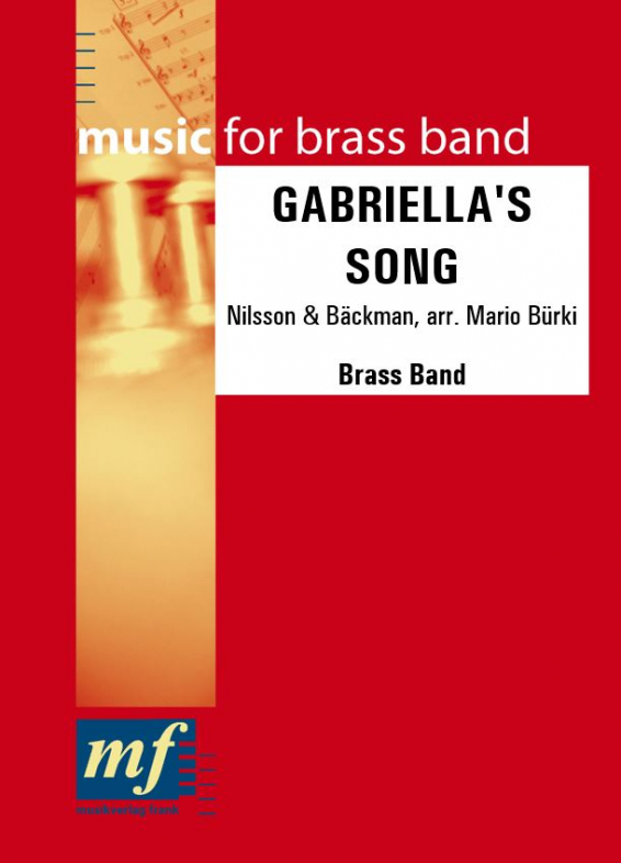 Cover GABRIELLA'S SONG