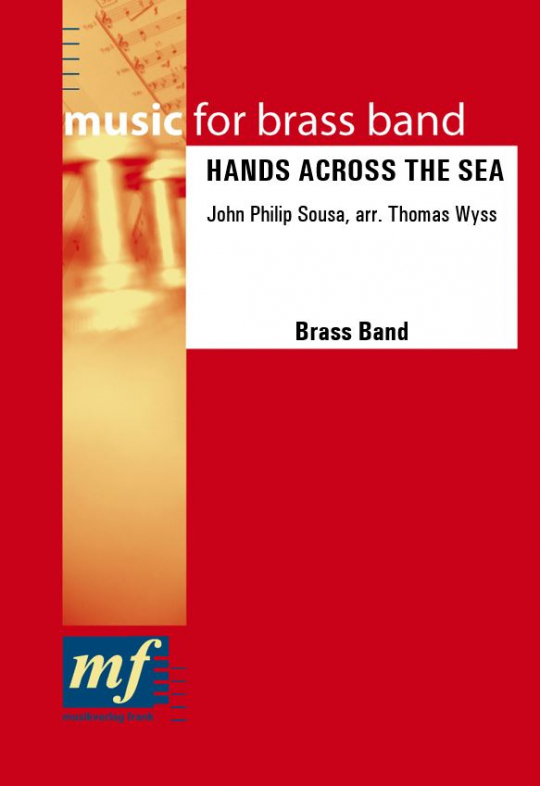 Cover HANDS ACROSS THE SEA