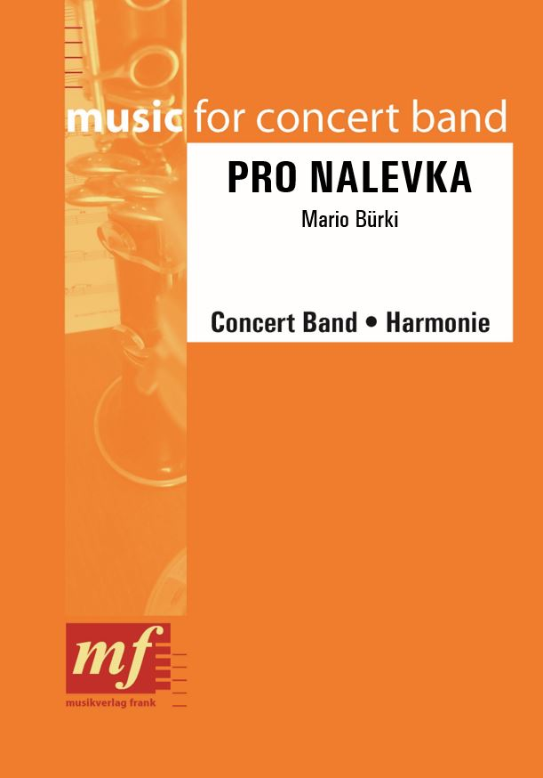 Cover PRO NALEVKA