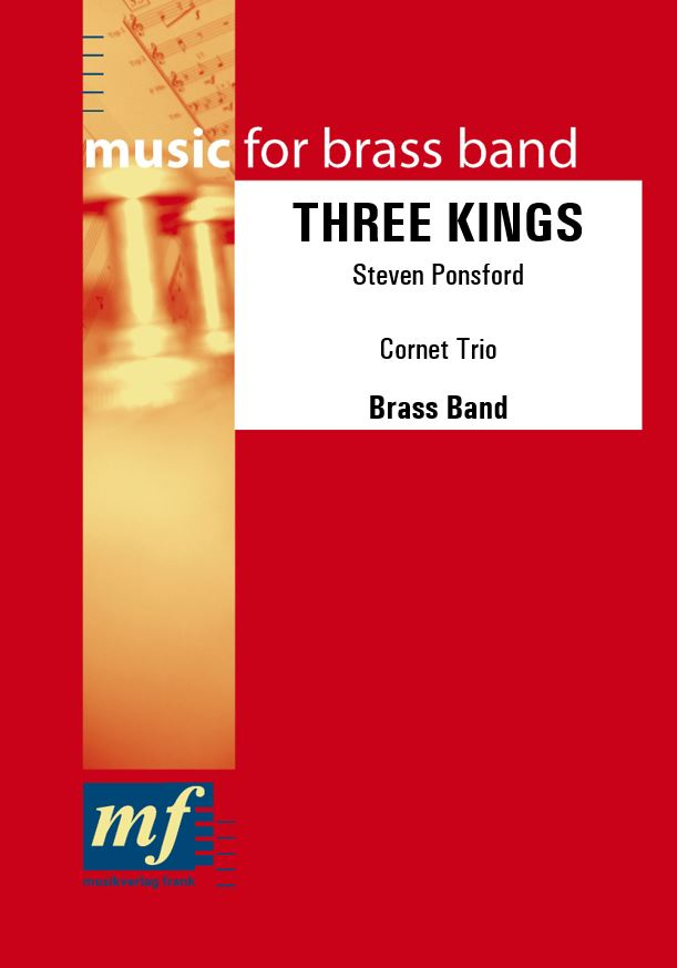 Cover THREE KINGS