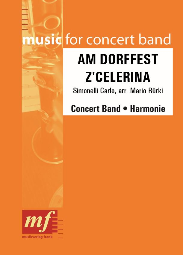 Cover AM DORFFEST Z'CELERINA