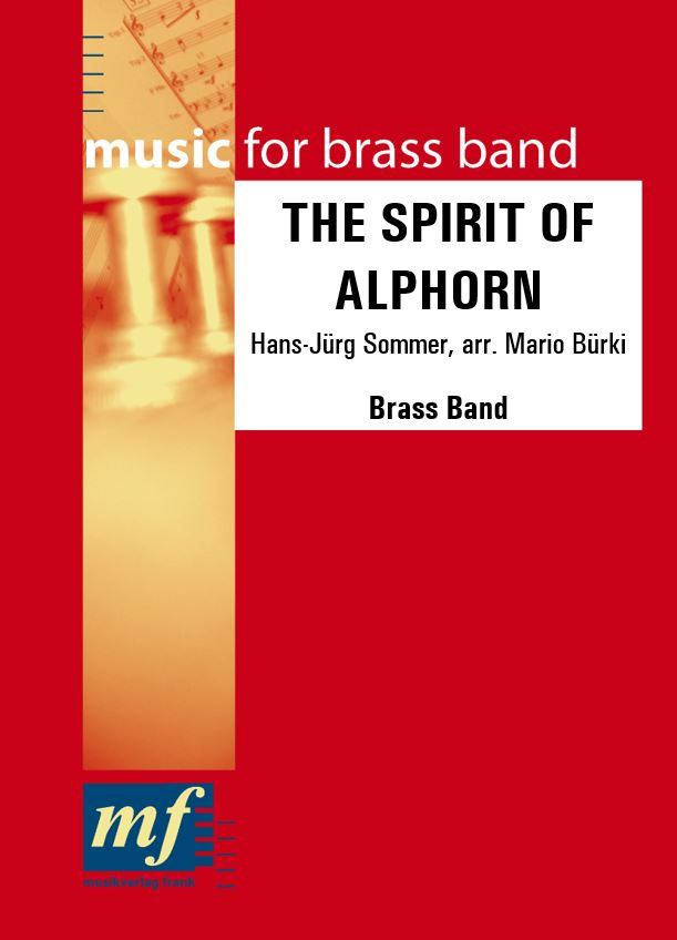 Cover THE SPIRIT OF ALPHORN