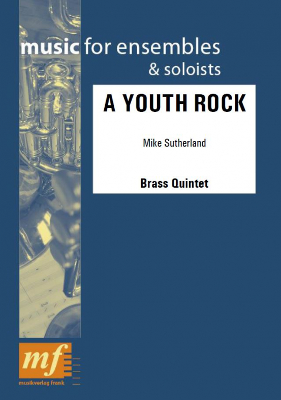 Cover A YOUTH ROCK