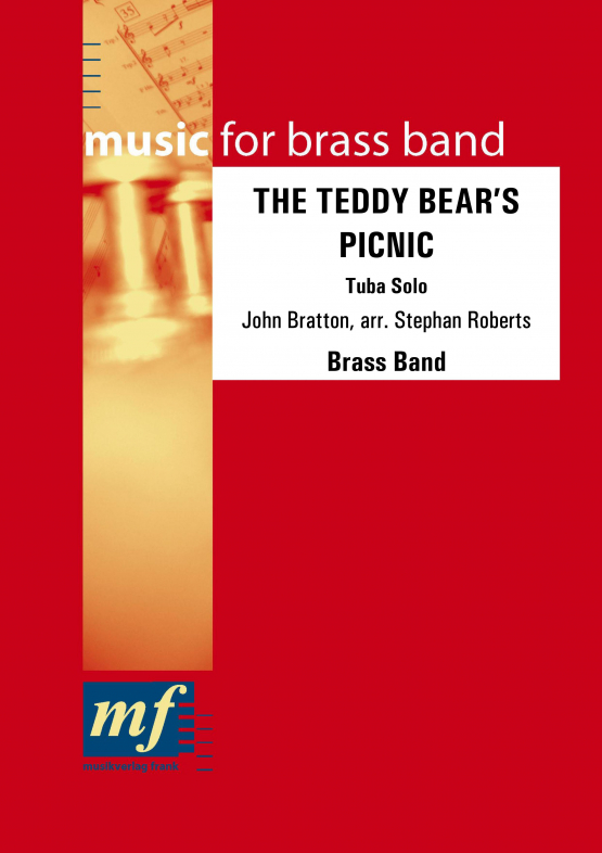 Cover THE TEDDY BEAR'S PICNIC