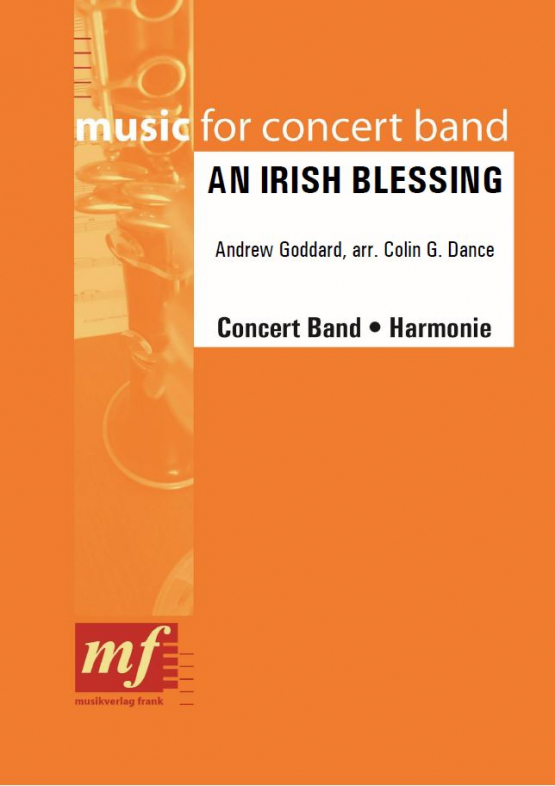Cover AN IRISH BLESSING