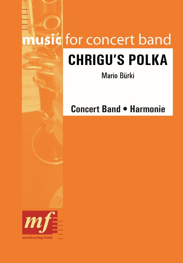 Cover CHRIGU'S POLKA