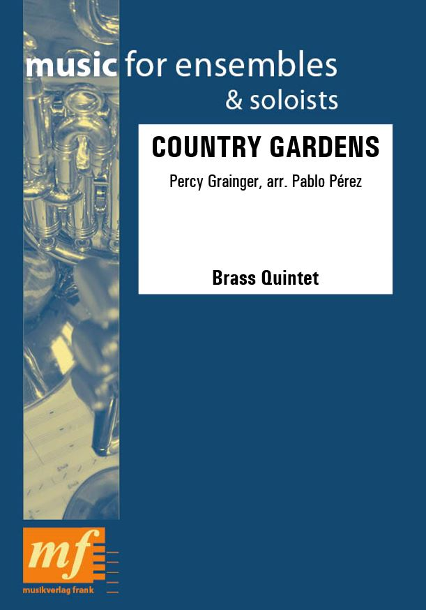 Cover COUNTRY GARDENS