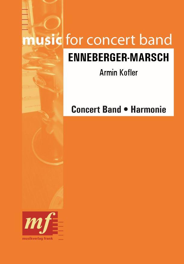 Cover ENNEBERGER-MARSCH