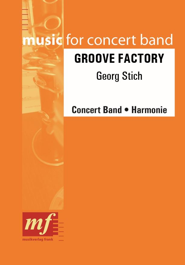 Cover GROOVE FACTORY