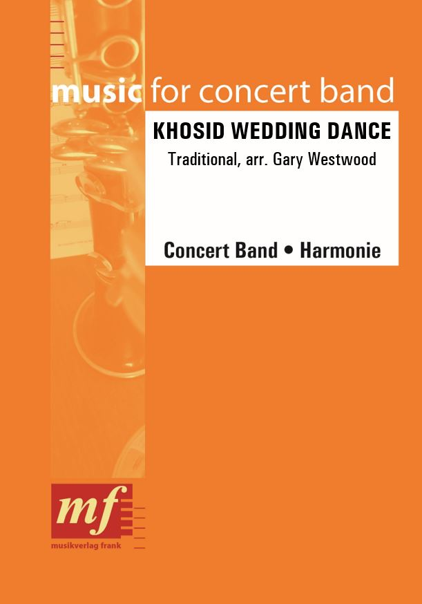 Cover KHOSID WEDDING DANCE