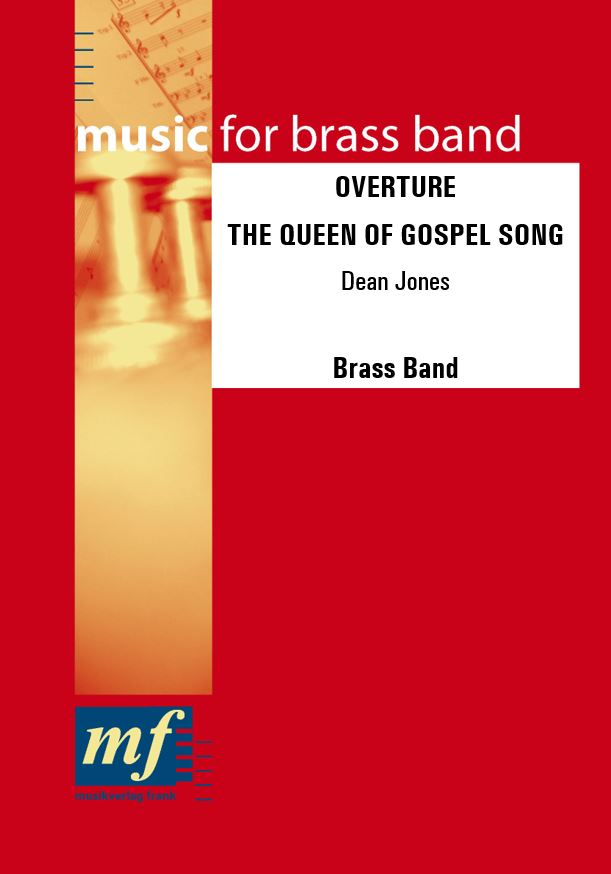 Cover OVERTURE THE QUEEN OF GOSPEL SONG