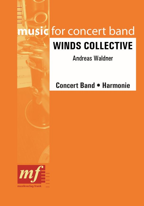 Cover WINDS COLLECTIVE