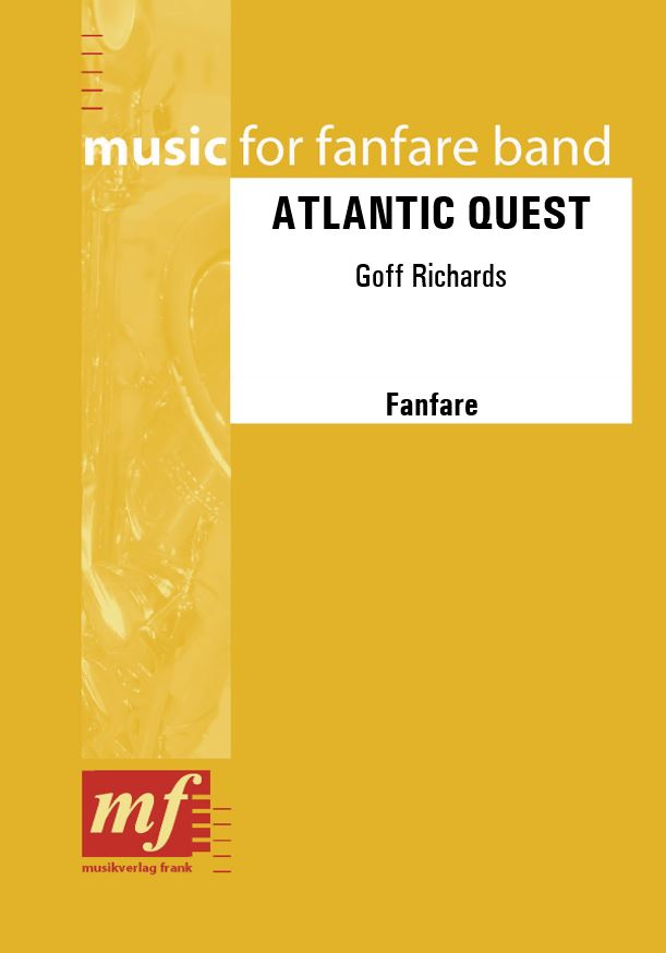 Cover ATLANTIC QUEST
