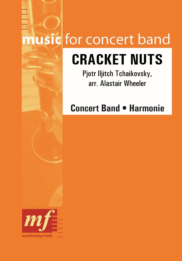 Cover CRACKET NUTS