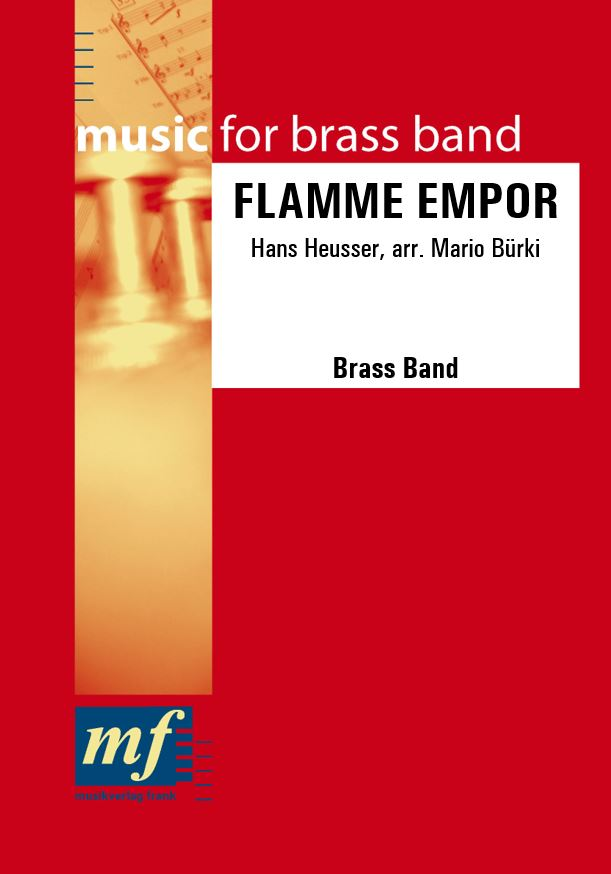 Cover FLAME HIGH