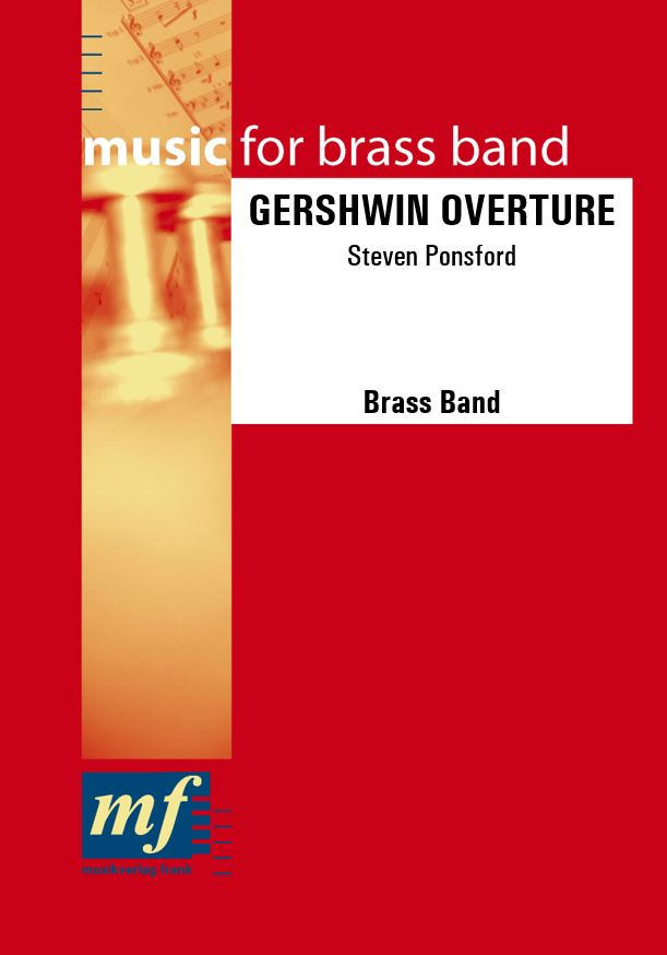 Cover GERSHWIN OVERTURE