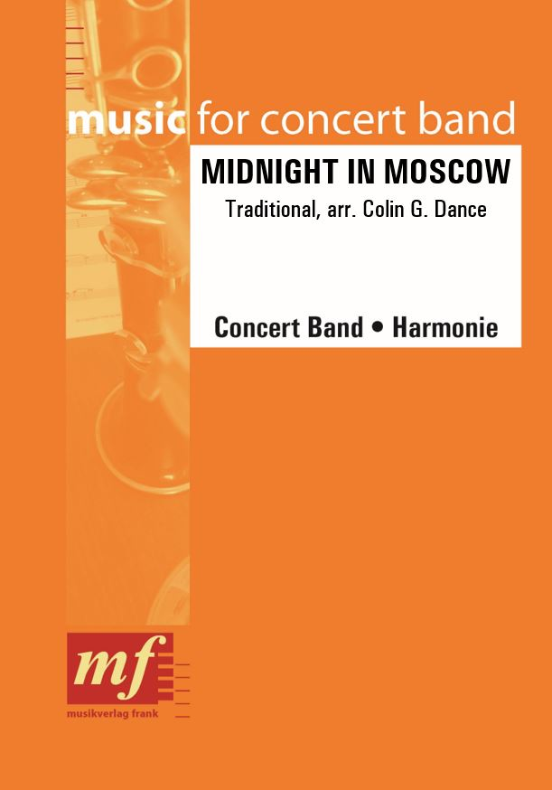 Cover MIDNIGHT IN MOSCOW