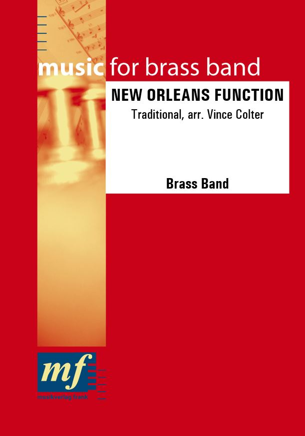 Cover NEW ORLEANS FUNCTION