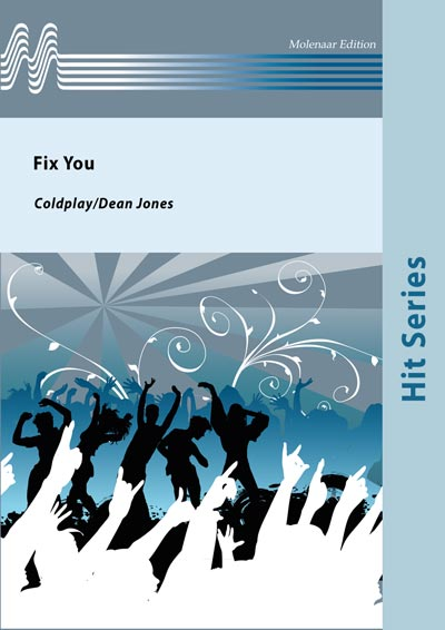 Cover FIX YOU