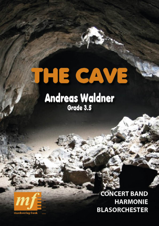 Cover THE CAVE